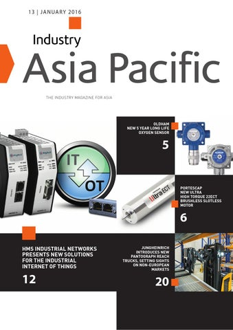 Industry Asia Pacific 13