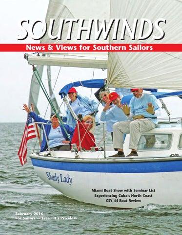 Southwinds February 2016 by SOUTHWINDS Magazine - issuu