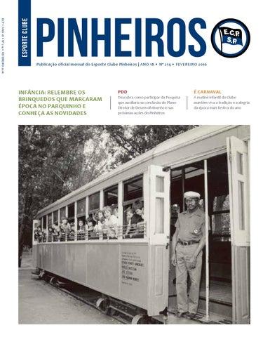 Revista n° 214 - Fevereiro 2016 by Esporte Clube Pinheiros - issuu bf7f8365c9975
