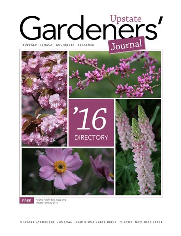 0f181966d5df Directory layout 2016 by Upstate Gardeners  Journal - issuu