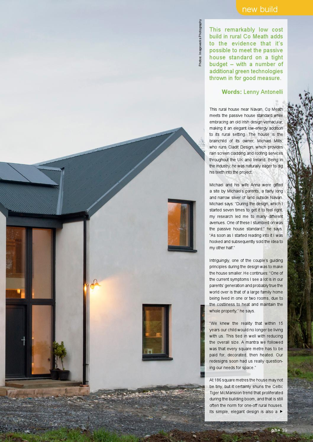 Passive house plus issue 14 (irish edition) by Passive House Plus ...