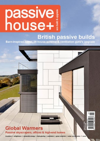 Passive House Plus Issue 14 (uk Edition) By Passive House Plus   Issuu