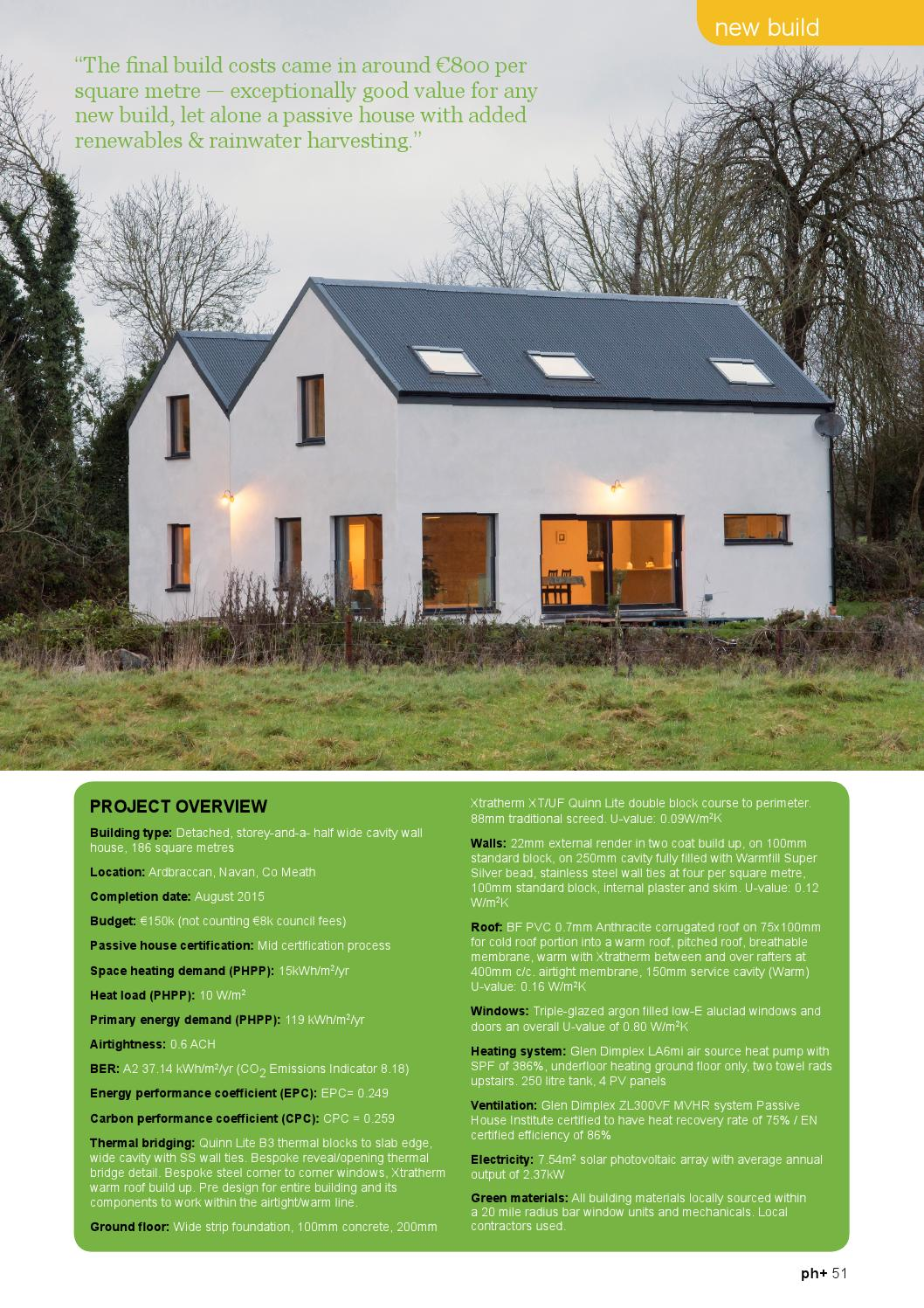 Passive house plus issue 14 (uk edition) by Passive House Plus