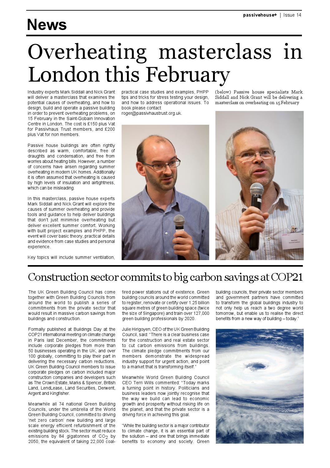 Passive House Plus Issue 14 Uk Edition By Passive House Plus Issuu