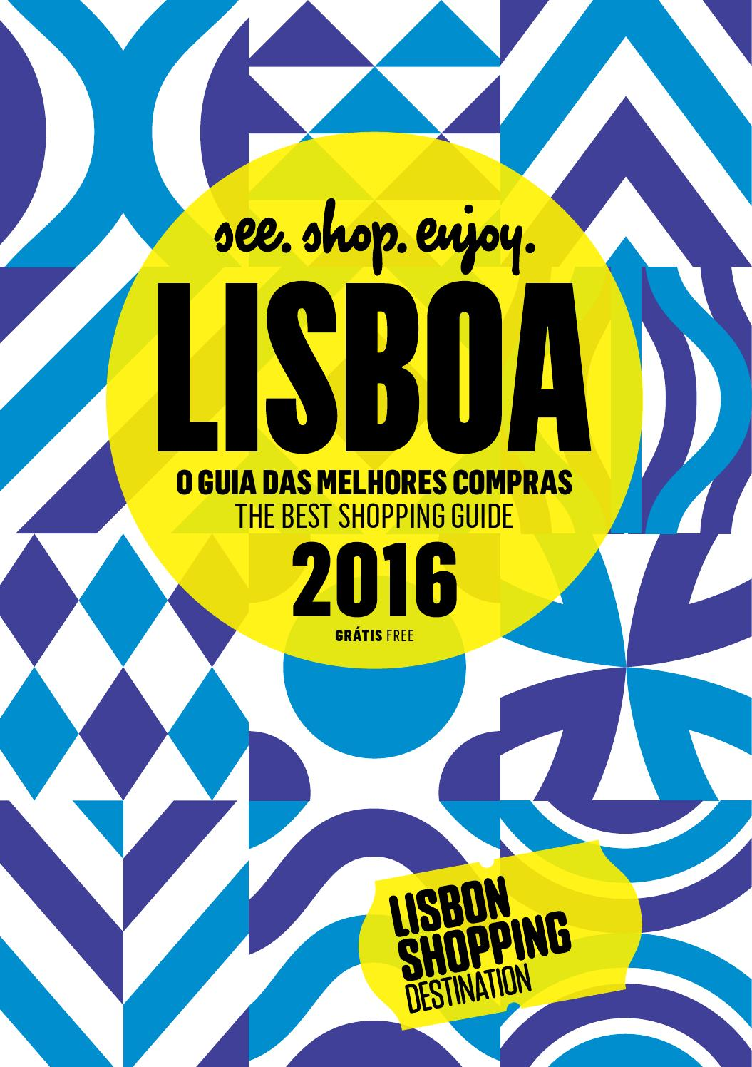 Guia das melhores compras lisbon shopping destination 2016 by caf guia das melhores compras lisbon shopping destination 2016 by caf pessoa issuu fandeluxe Choice Image