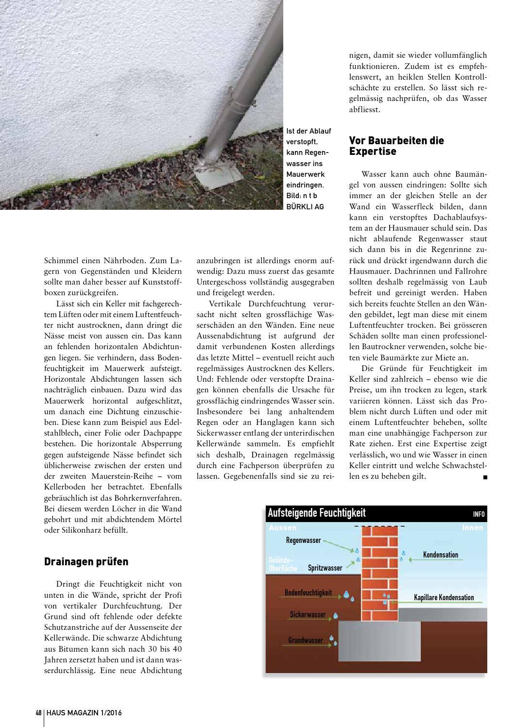 Hausmagazin Februar 2016 By HAUS MAGAZIN   Issuu