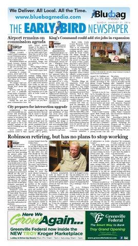 Early Bird eNewspaper 01-31-16 by The Early Bird - issuu 13025c429