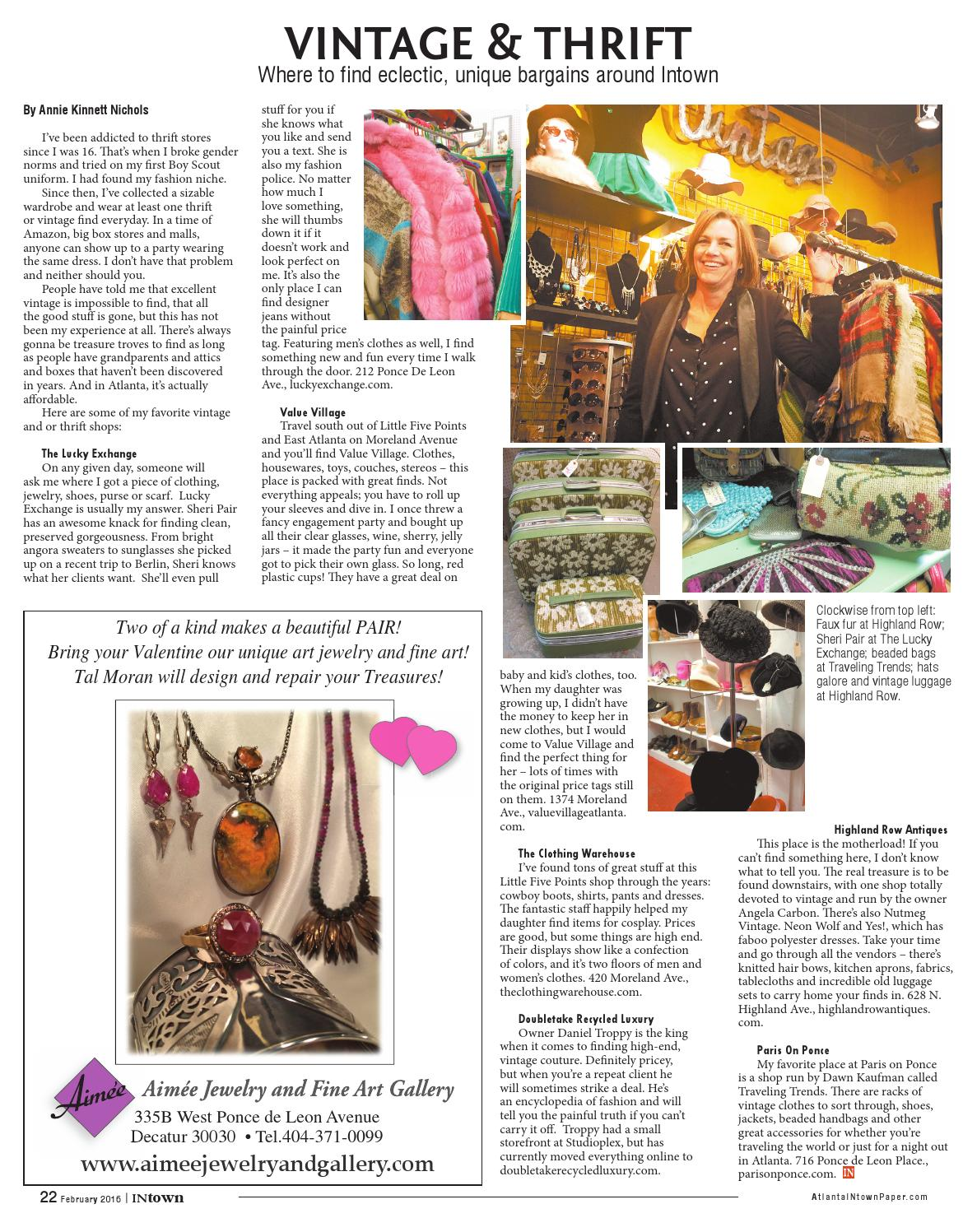 Bright Kids Who Cant Keep Up Cost Of >> February 2016 Atlanta Intown By Atlanta Intown Issuu