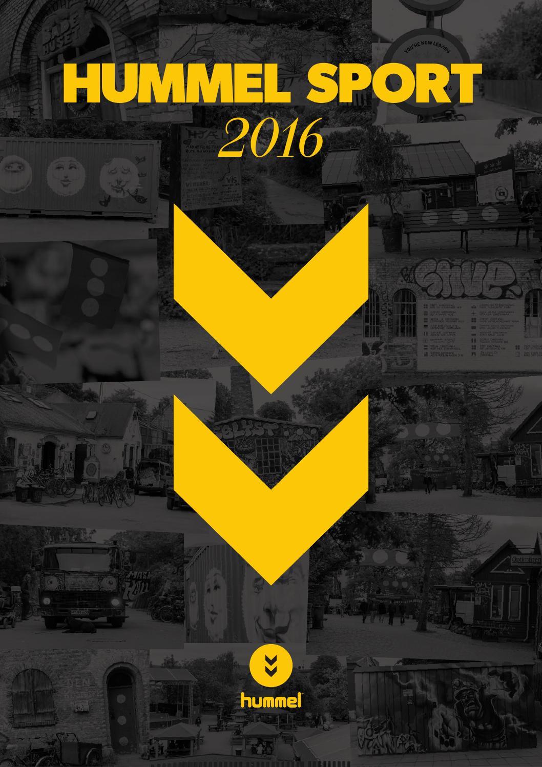 Katalog Hummel Sport 2016 by INA SPORT spol  s r o  - issuu