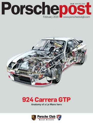 e862472966c Porsche Post February 2016 by Porsche Club Great Britain - issuu