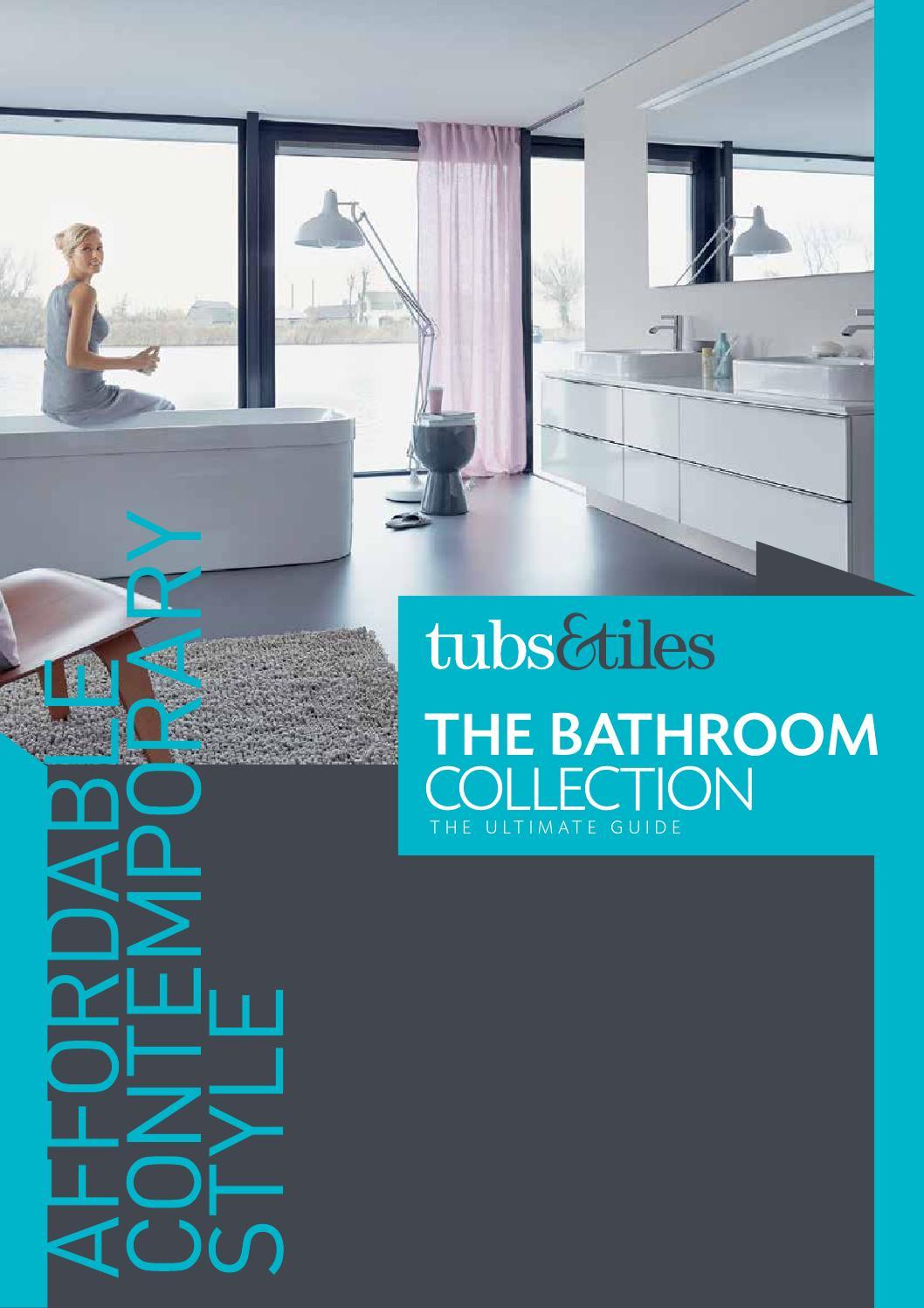 Tubs & tiles plumbing brochure 2015 by Heat Merchants Group - issuu