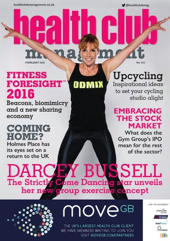 bd204aa76dd1 Health Club Management February 2016 by Leisure Media - issuu