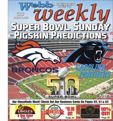 Webb Weekly February 3 f79e818c9