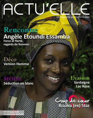 Actu elle n° 27 février 2016 by Actu elle magazine Sénégal - issuu 9ff62fb4271a