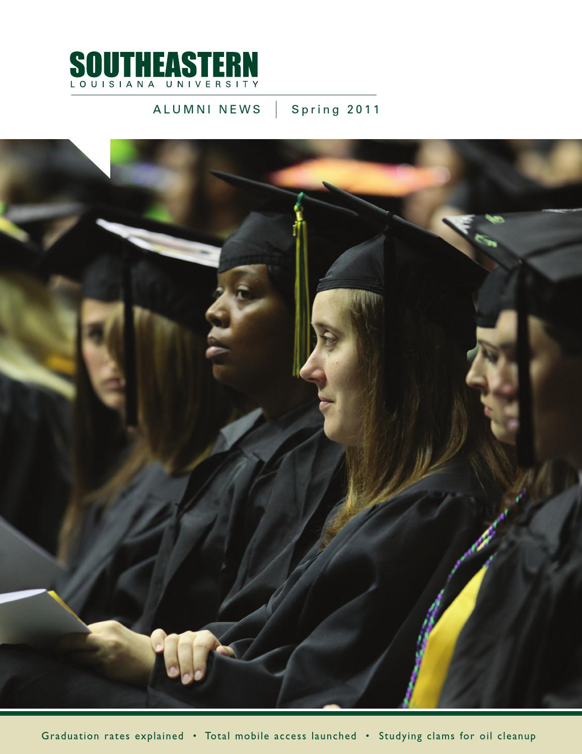 Alumni News Spring 2011 by oursoutheastern - issuu