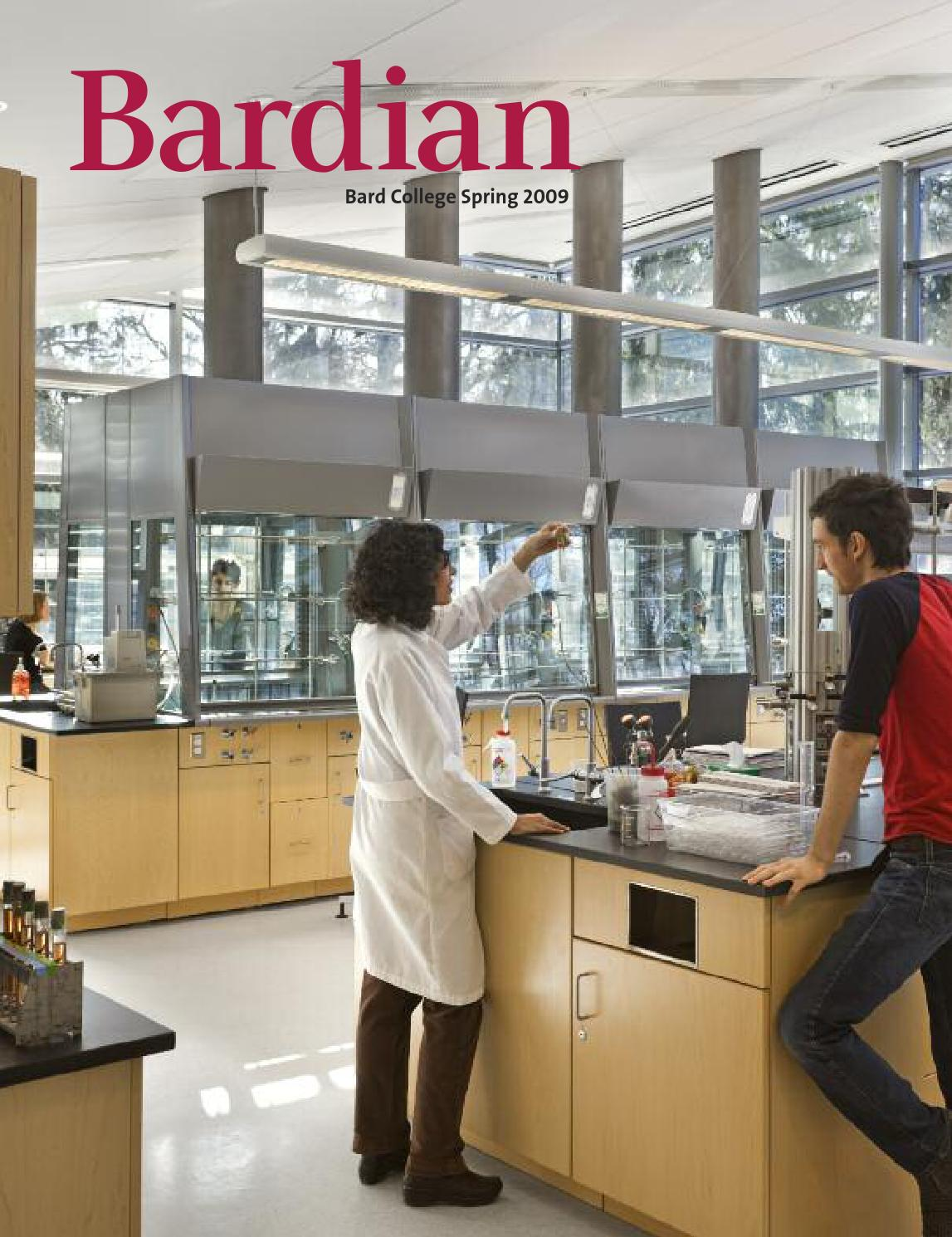 2009 Spring Bardian by Bard College Bardian - issuu