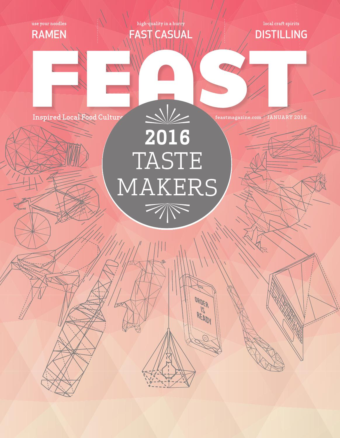 January 2016 feast magazine by feast magazine issuu fandeluxe Image collections