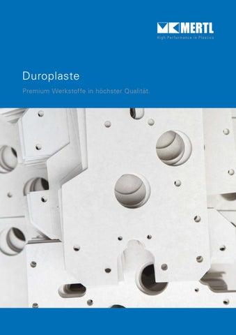 Mertl Kunststoffe Duroplaste Folder by Comco Nylon GmbH - issuu