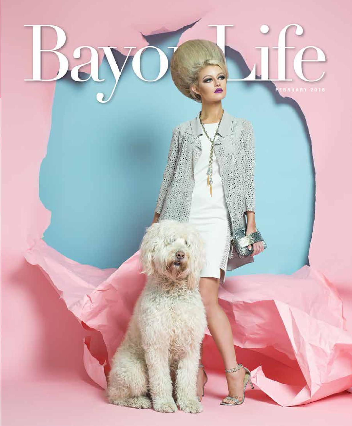 BayouLife Magazine February 2016 by BayouLife Magazine - issuu