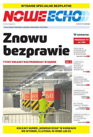 84cb56795 Nowe Echo nr 0 by Krzysztof Ewicz - issuu