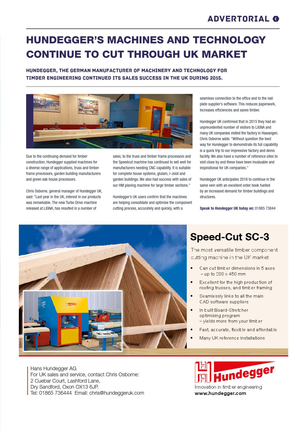 Structural Timber Magazine by Radar Communications - issuu