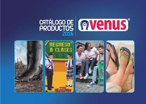 3e6ca74f Catálogo de Productos Venus 2016 by Andres Jacome - issuu