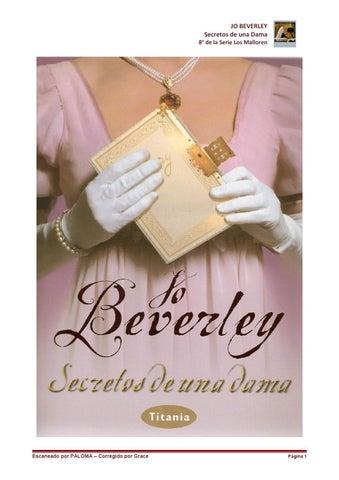 9c193b49b83f Jo beverley malloren 08 secretos de una dama by Yenai - issuu