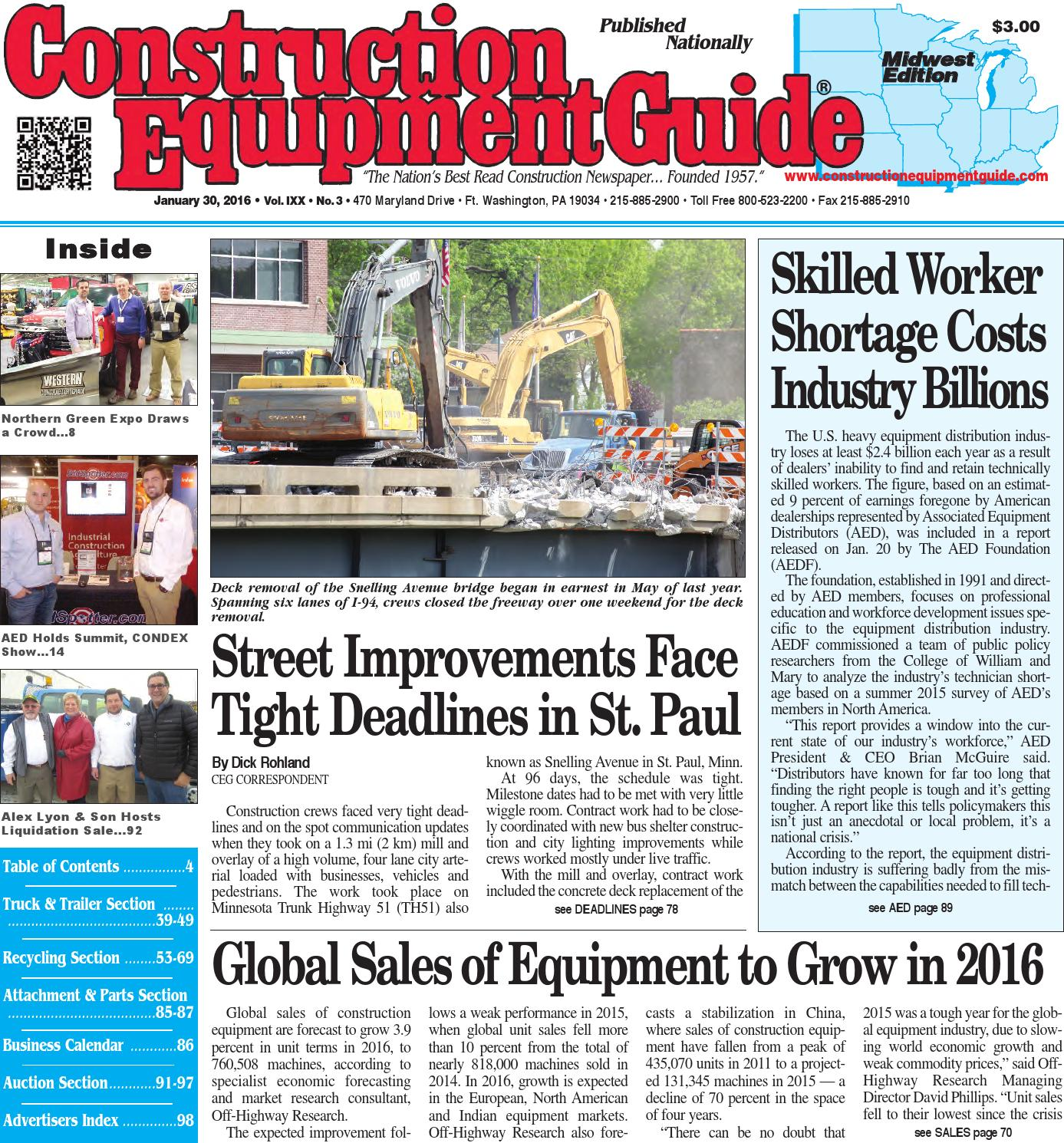 Midwest 03 2016 By Construction Equipment Guide Issuu Diagram Potain Tower Crane Specification Software Block Basic