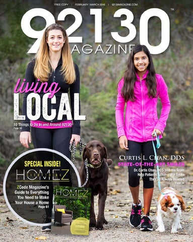 Image result for 92130 magazine cover living local