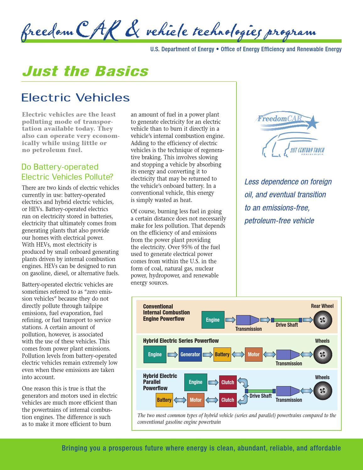 Jtb Electric Vehicle By Egreenews Issuu Basics