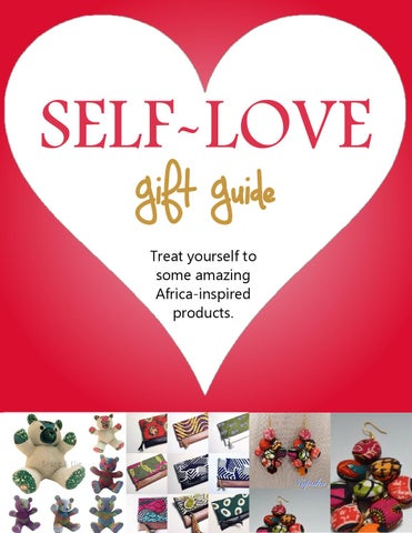 Afroelle magazine self love gift guide by afroelle magazine issuu self love negle Gallery