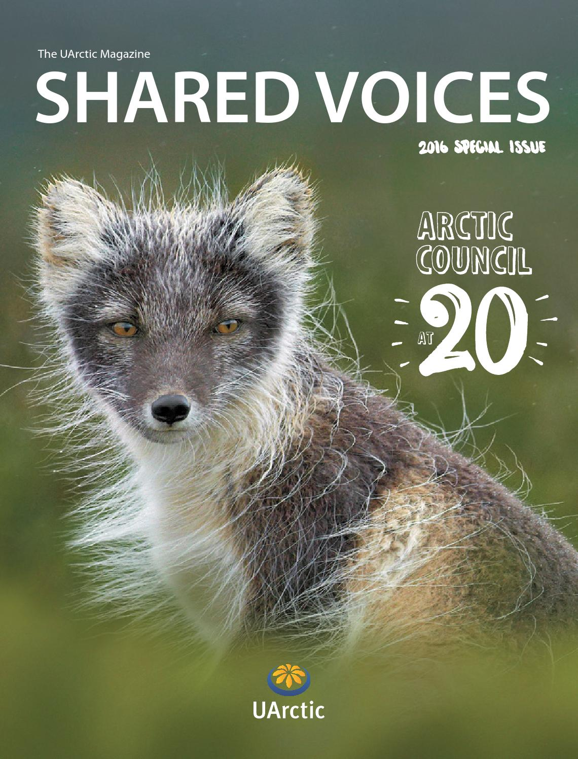 Uarctic Shared Voices Magazine 2016 Special Issue Arctic Council At 19871989 Gauge Cluster Circuit Board 20 By Issuu