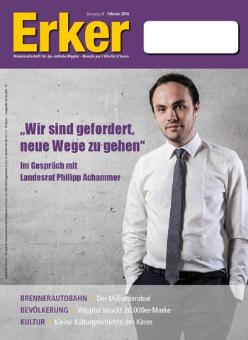 Erker 02 2016 by Der Erker - issuu