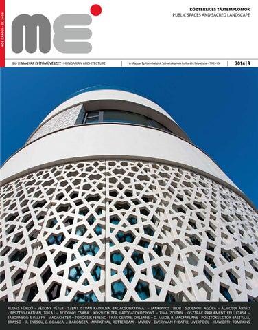 Hungarian Architecture 2014 1 by Hungarian Architecture - issuu d6c7c01d0a