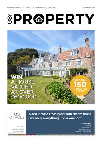 BRINGING PROPERTY TO YOUR DOOR FROM QUALITY LOCAL AGENTS
