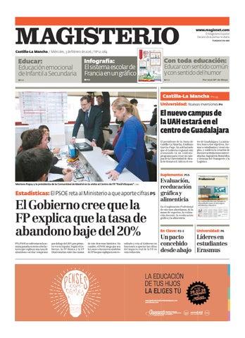 a9418da45 Magisterio Nº 12084 Edición Castilla-La Mancha by Grupo Siena - issuu