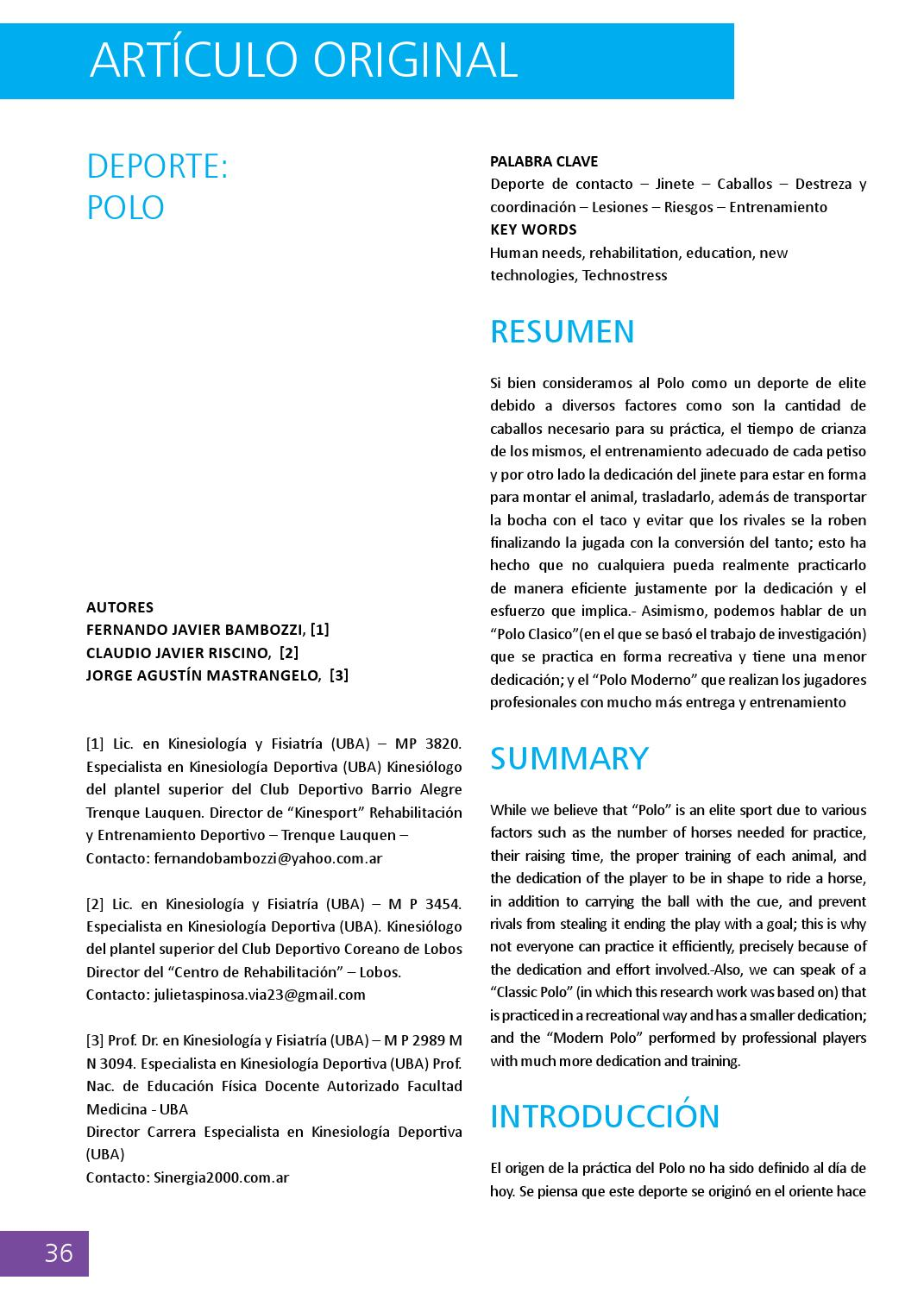 Revista cientifica #55 by Aval Comunicaciones Aval Comunicaciones ...