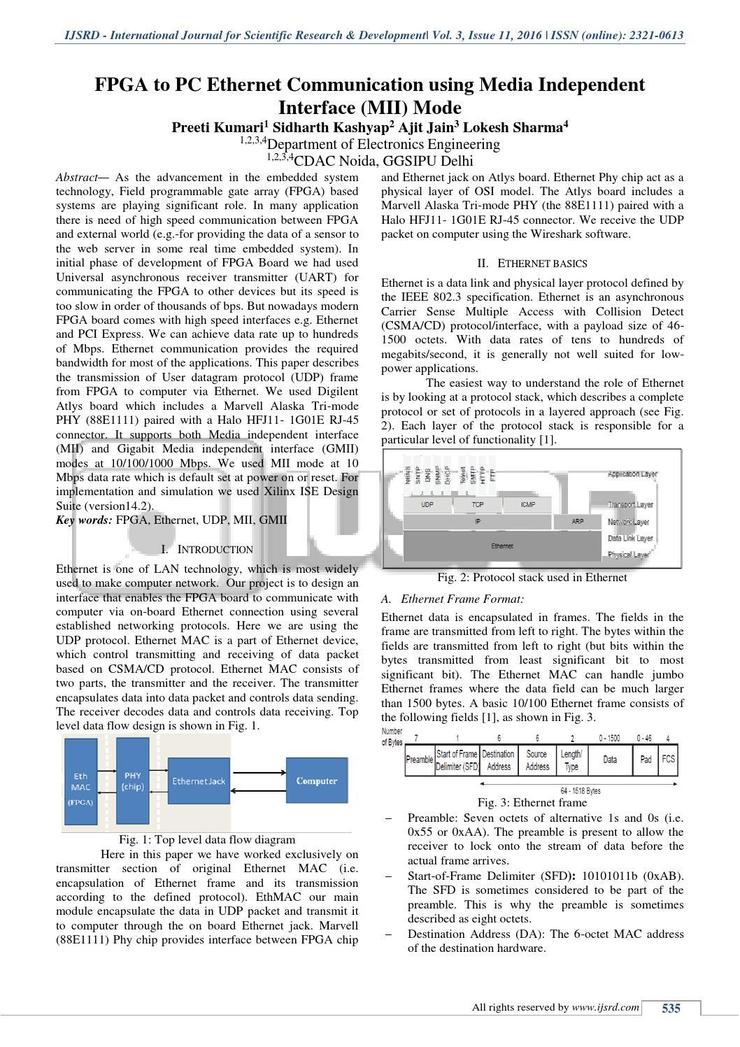 field programmable gate array technology pdf