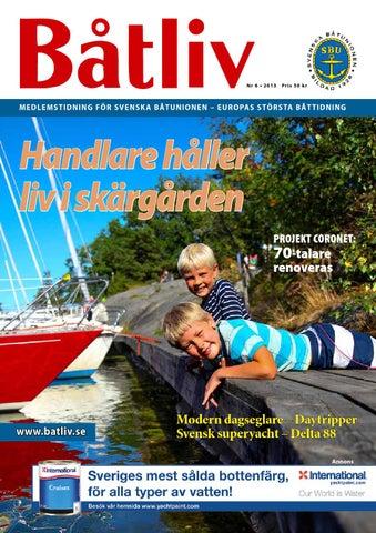 Tidningen båtliv nummer 6 2013 by Tidningen Båtliv - issuu ca1e1dd07545c