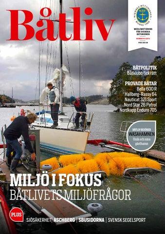 Volvo ocean race nordiska batar i medvind
