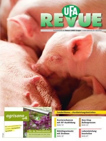 UFA-Revue 02/2016 by fenaco Genossenschaft - issuu