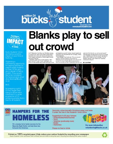 The bucks student edition 24 by the bucks student issuu page 1 fandeluxe Image collections