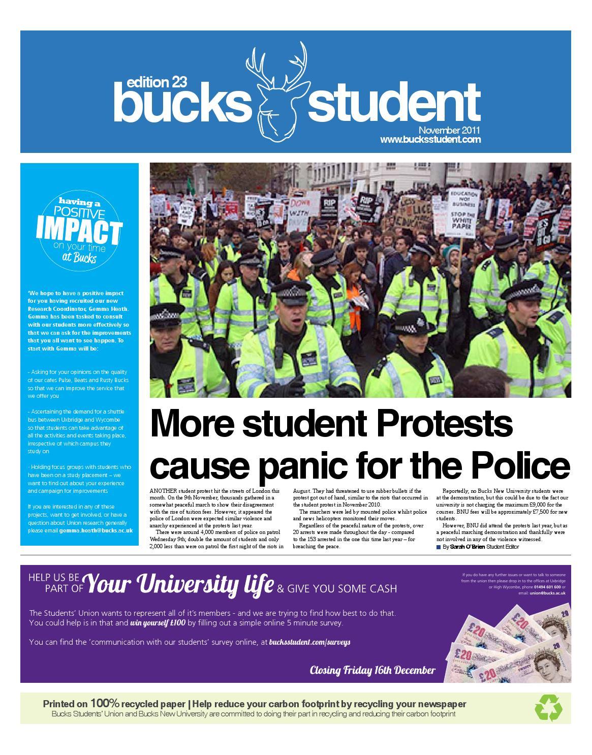 The Bucks Student - Edition 23 by The Bucks Student - issuu 122b94b0e