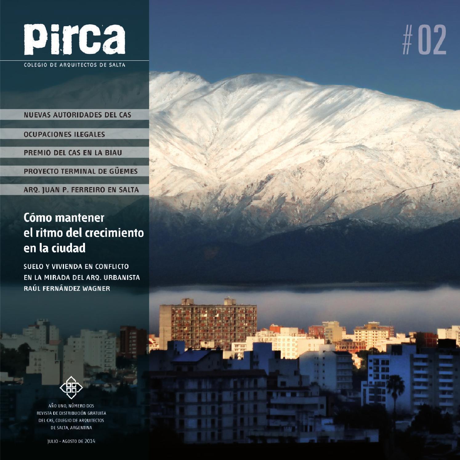 Pirca 02 colegio de arquitectos de salta by Colegio de Arquitectos ...