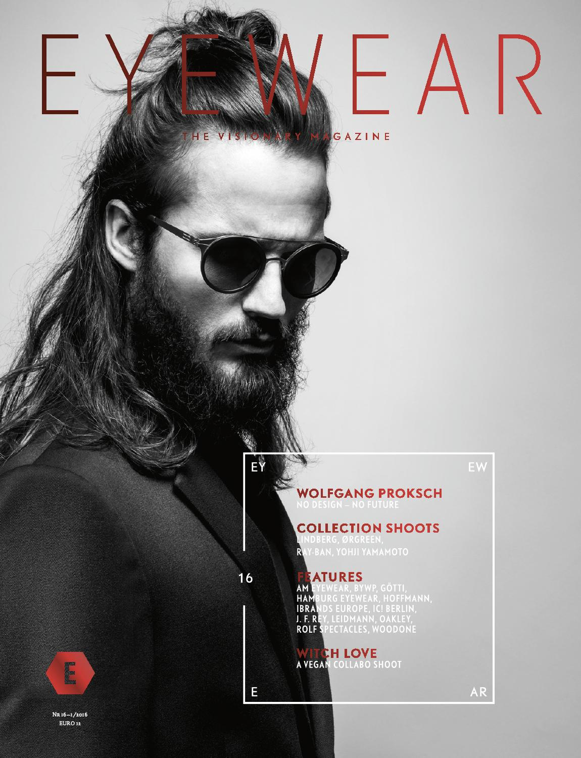 d7e1a61d6b14 Eyewear Issue 16 by Monday Publishing GmbH - issuu