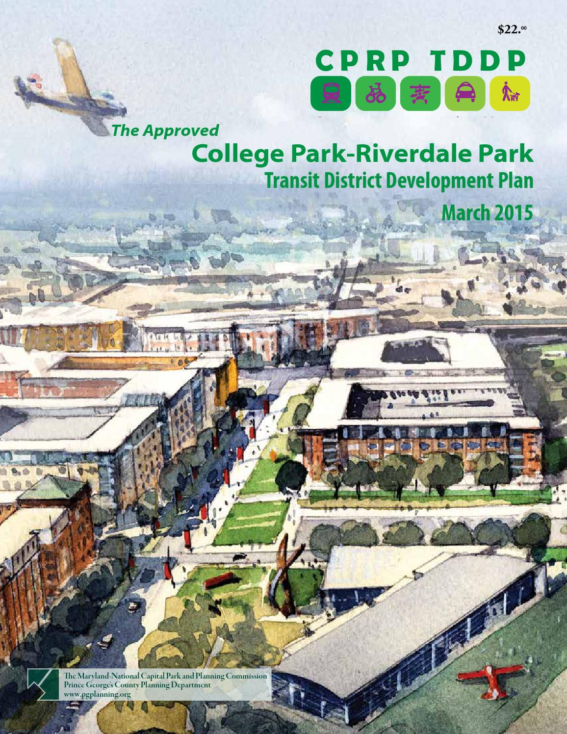 Approved College Park Riverdale Transit District Development Depot Your One Stop Trailer Shop 7 Blade Rv Type Plug Wiring Plan By Maryland National Capital Planning Commission Issuu