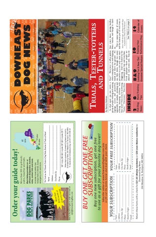 Downeast Dog News February 2016 by Downeast Dog News - issuu