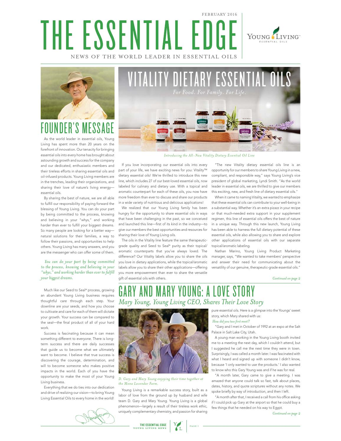 en_us-ee-vol-6-iss-2 by Young Living Essential Oils - issuu