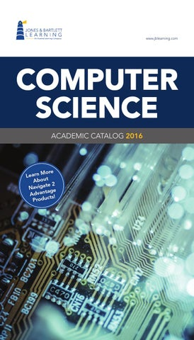 2016 computer science catalog by jones bartlett learning issuu page 1 fandeluxe Gallery