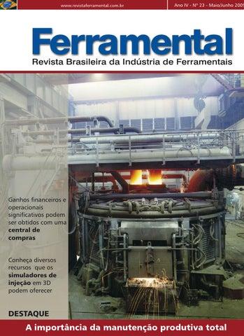 Revista ferramental edio 23 by revista ferramental issuu page 1 fandeluxe Choice Image